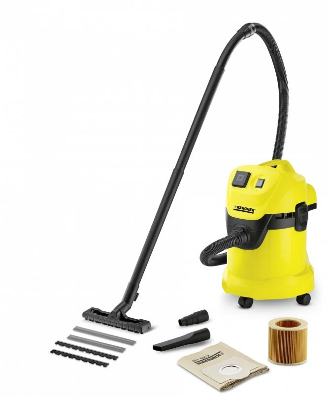 Пылесос Karcher WD 3 (MV 3) P 1.629-880