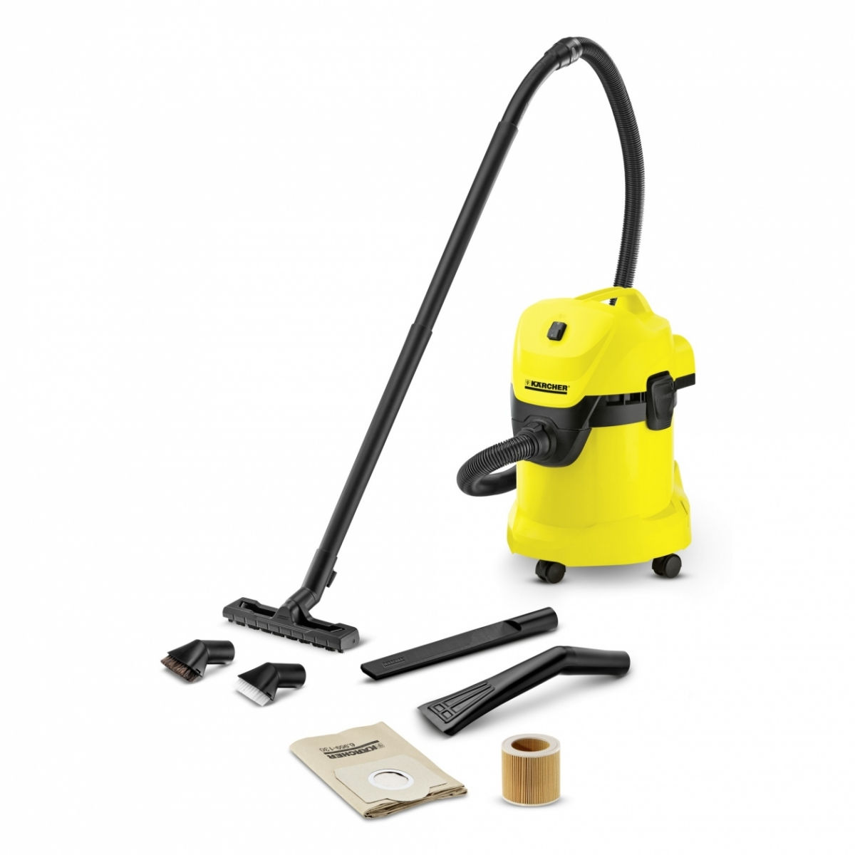 Пылесос Karcher WD 3 Car Vac 1.629-809